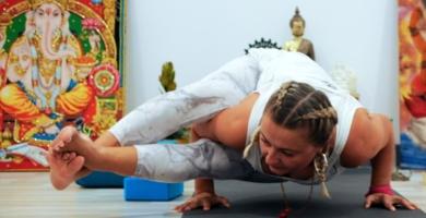 Anusara Yoga 1