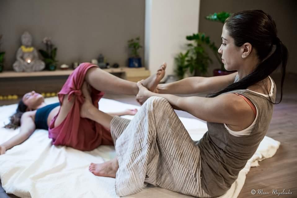 Thai Massage with Christina Zanni