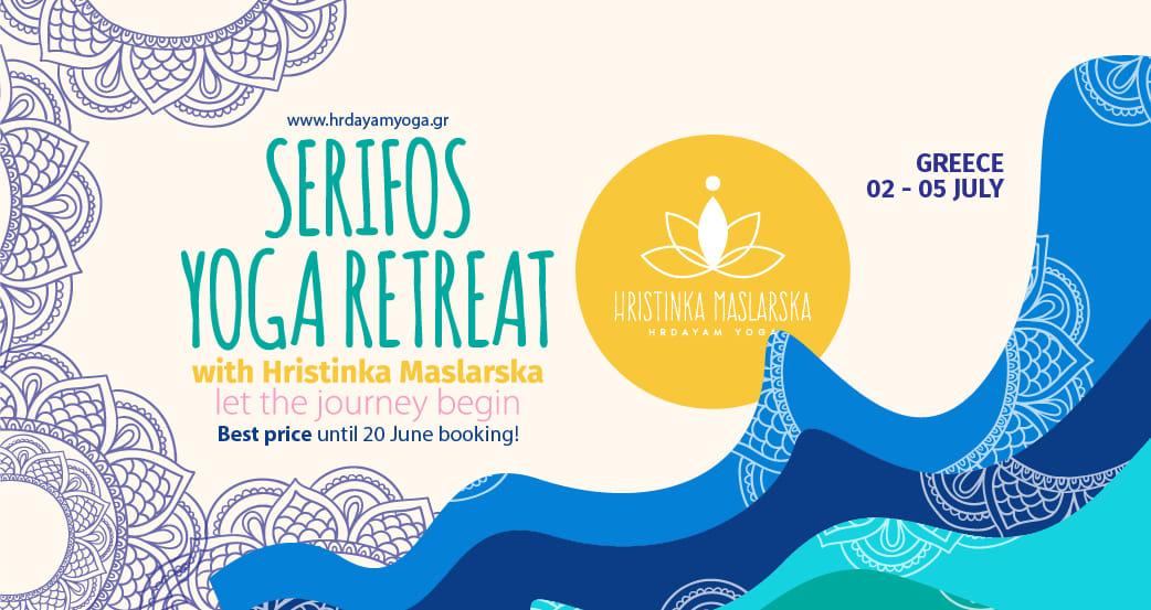 Serifos Yoga Retreat